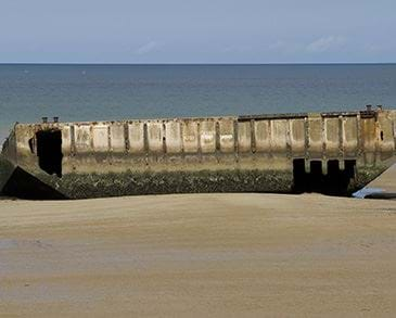 A Mulberry Harbour