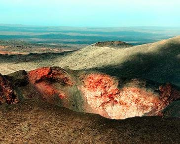 Timanfaya Fire Mountain