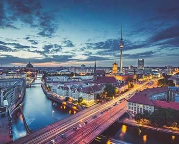 Berlin Design and Technology School Trips