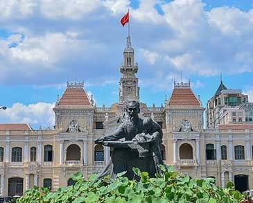 Ho Chi Minh People's Committee Building